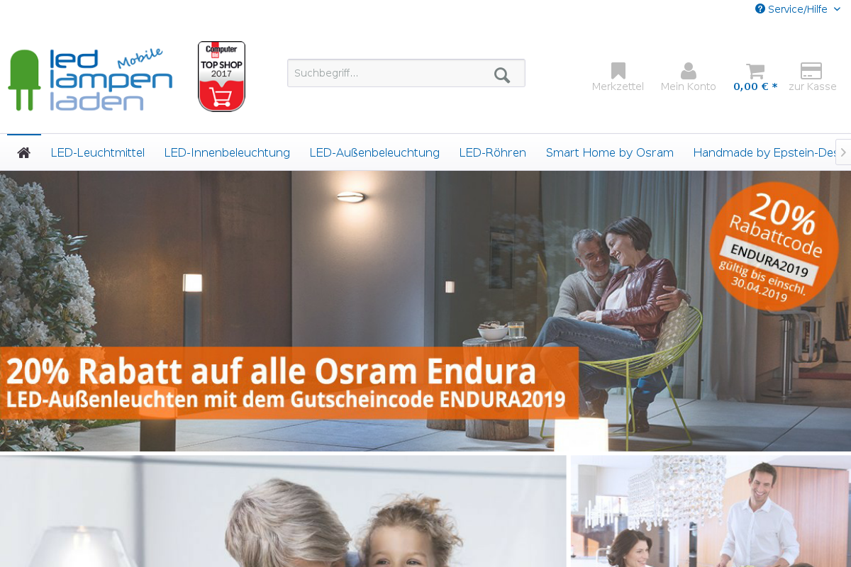LED-Lampenladen | Shop Info | Schulengel.de