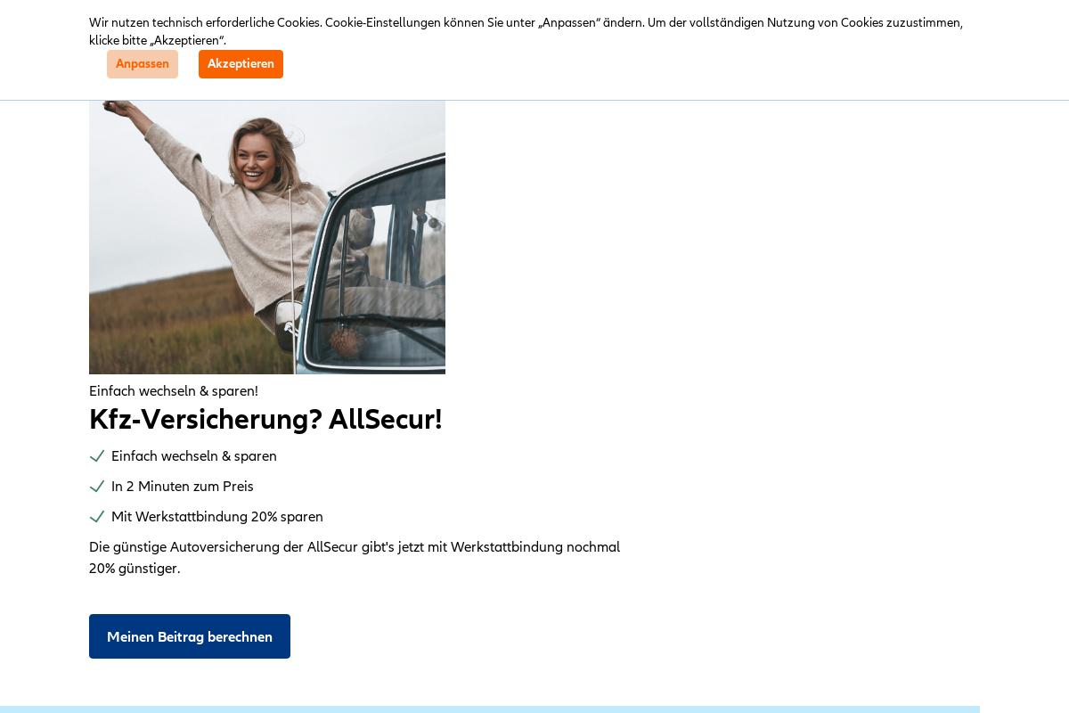 Allsecur Deutschland Ag Shop Info Schulengel De